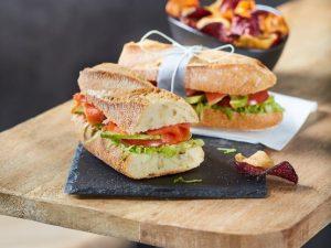 Pains sandwichs